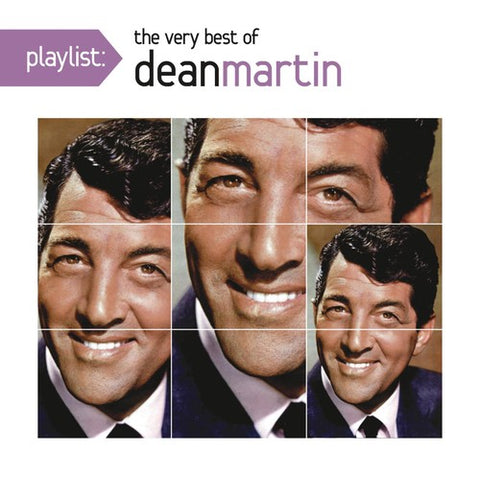 Dean Martin-Playlist: Very Best of (CD)