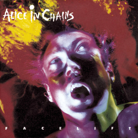 Alice In Chains-Facelift (CD) - Cameron Records
