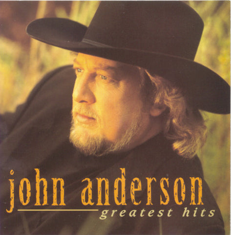 John Anderson-Greatest Hits (CD)