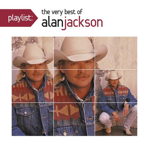Alan Jackson-Playlist: Very Best of (CD)