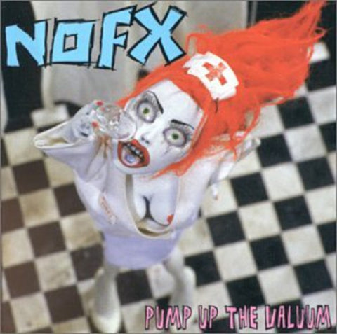 NOFX-Pump Up the Valuum (LP)
