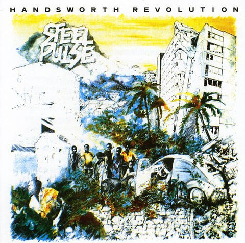 Steel Pulse- Handsworth Revolution (CD)