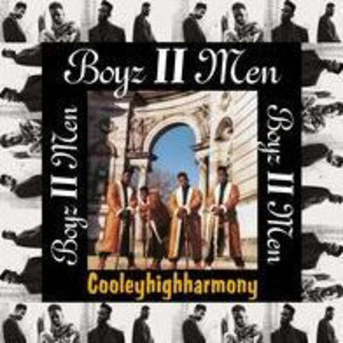 Boyz II Men-CooleyHighHarmony (LP)