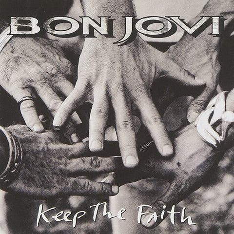 Bon Jovi-Keep The Faith (2xLP)
