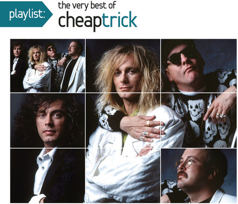 Cheap Trick-Playlist: The Very Best of (CD)