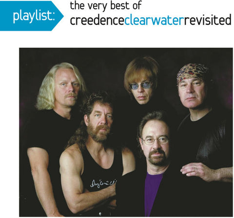 Creedence Clearwater Revisited-Playlist:The Very Best of (CD)