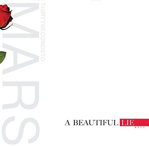 30 Seconds To Mars-A Beautiful Lie (LP)