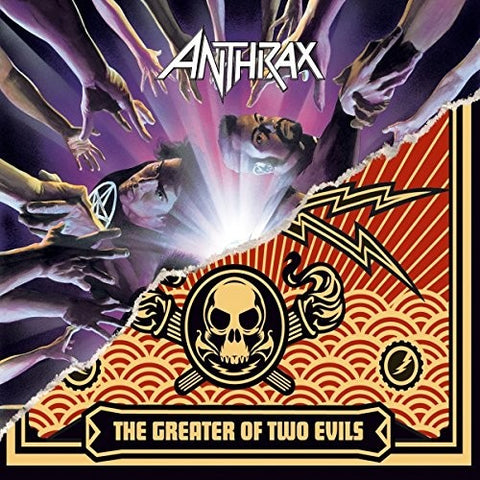Anthrax-We've Come For You All (LP) - Cameron Records