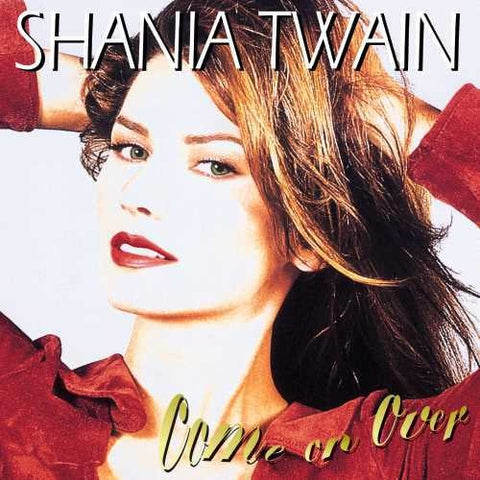 Shania Twain-Come on Over (2XLP)