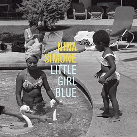 Nina Simone- Little Girl Blue  (LP)