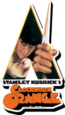 A Clockwork Orange Knife Funky Chunky Magnet - Cameron Records