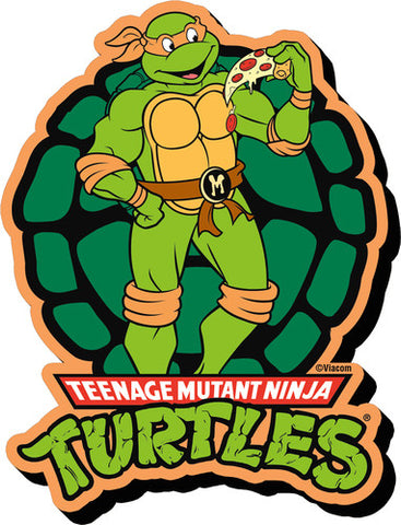TMNT Michelangelo Funky Chunky Magnet