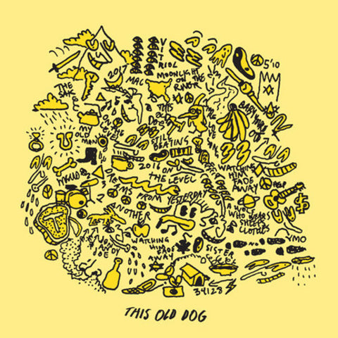 Mac Demarco-This Old Dog (LP)
