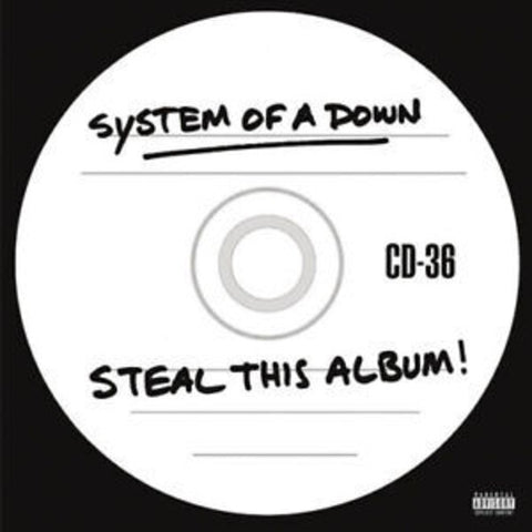 System Of A Down!-Steal This Album! (2xLP)