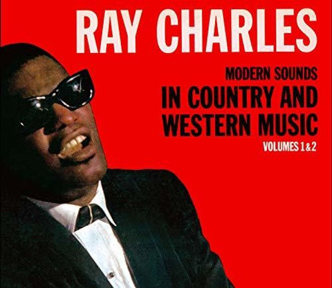 Ray Charles-Modern Sounds In Country And Western Music, Vols. 1 & 2 (CD)