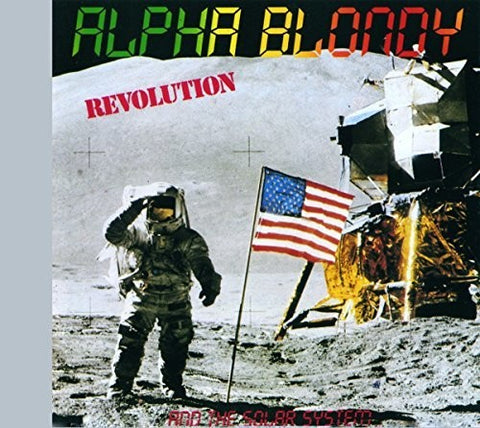 Alpha Blondy-Revolution (LP) - Cameron Records