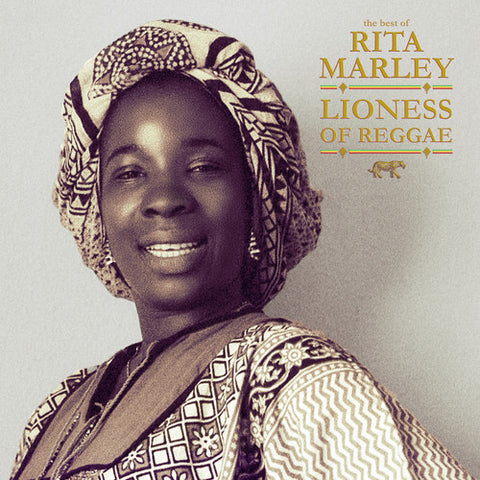 Rita Marley-The Lioness Of Reggae (LP)