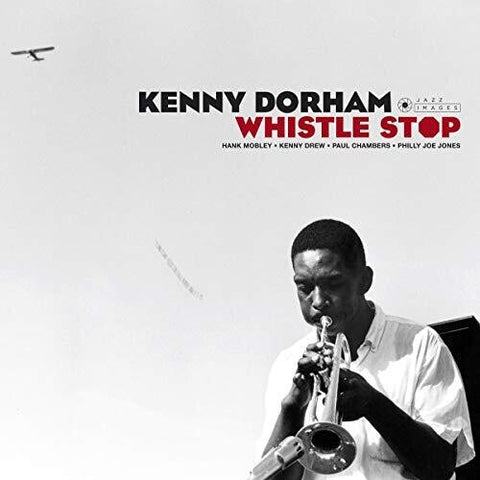 Kenny Dorham-Whistle Stop (LP)