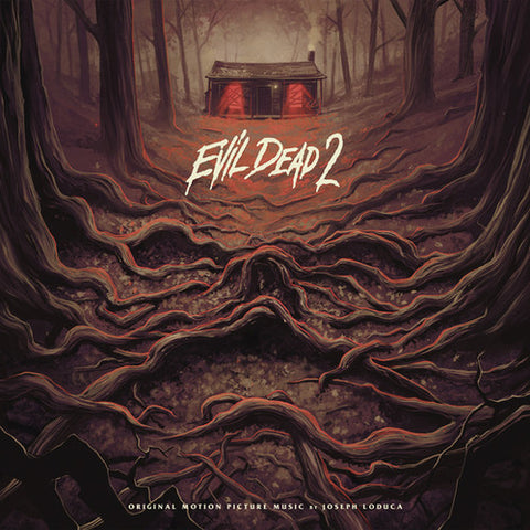 Joseph LoDuca-Evil Dead 2: Original Motion Picture Music (LP)