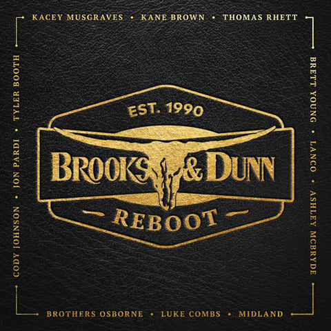 Brooks & Dunn-Reboot (LP) - Cameron Records