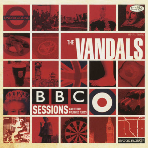 The Vandals-BBC Sessions and Other Polished Turds
