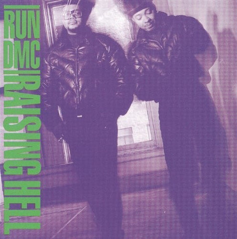 Run-Dmc-Raising Hell (LP)