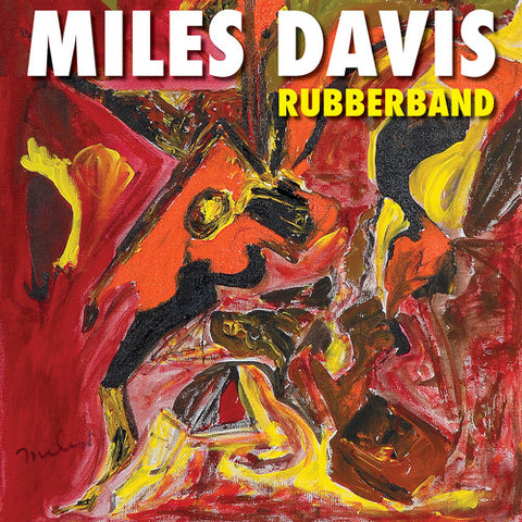 Miles Davis-Rubberband (LP)
