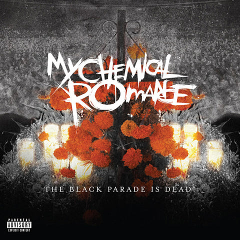 My Chemical Romance- The Black Parade Is Dead (LP)