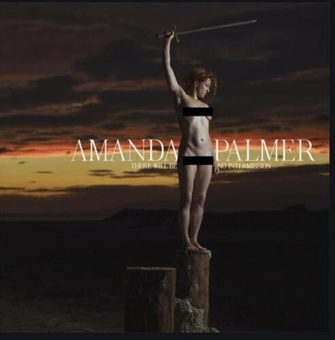 Amanda Palmer-There Will Be No Intermission (2XLP Pink Vinyl)