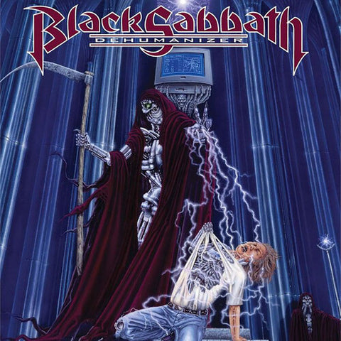 Black Sabbath-Dehumanizer (2XLP)