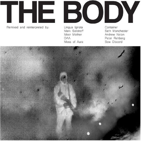 The Body-Remixed (LP)
