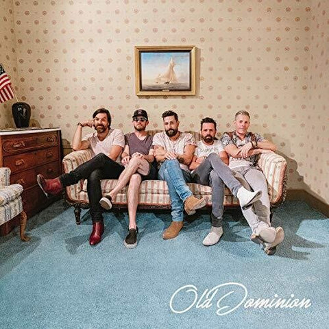 Old Dominion-Old Dominion (LP)