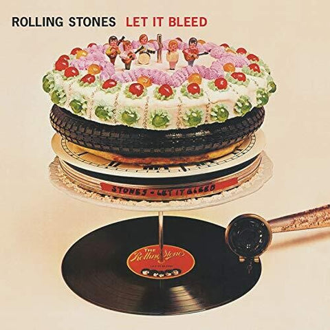 The Rolling Stones-Let It Bleed (50th Anniversary Edition) (LP)