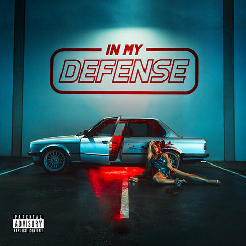 Iggy Azalea-In My Defense (LP)