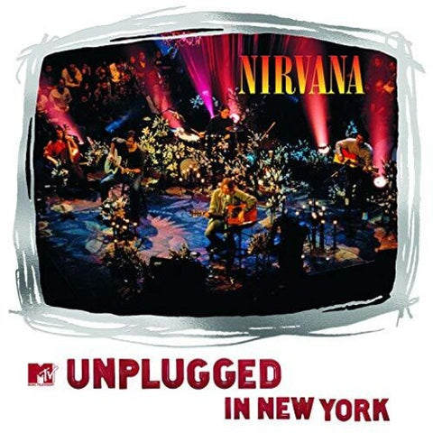 Nirvana-MTV Unplugged (25th Anniversary Edition) (2XLP)