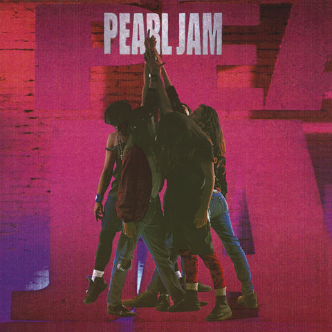 Pearl Jam-Ten (LP)