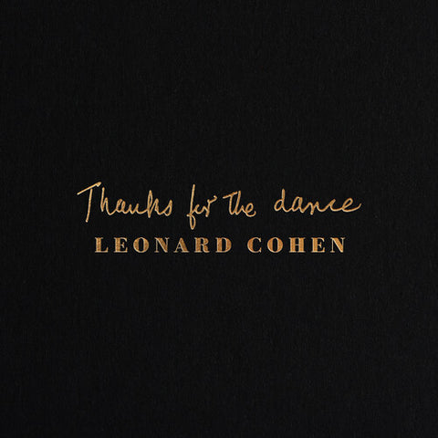 Leonard Cohen-Thanks For the Dance (LP)