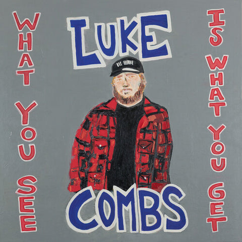Luke Combs-What You See Is What You Get (2XLP)