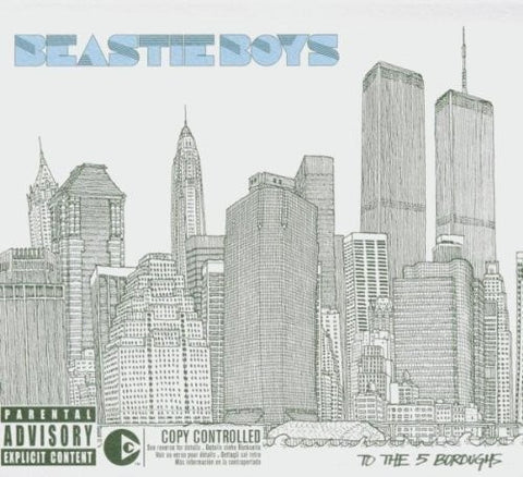 Beastie Boys-To The 5 Boroughs (2XLP)