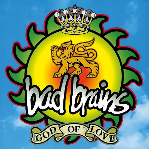 Bad Brains-God of Love (LP)