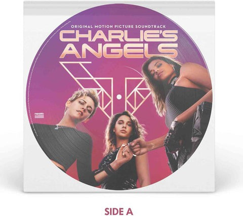 Various Artists-Charlie's Angels: Original Motion Picture Soundtrack (LP)