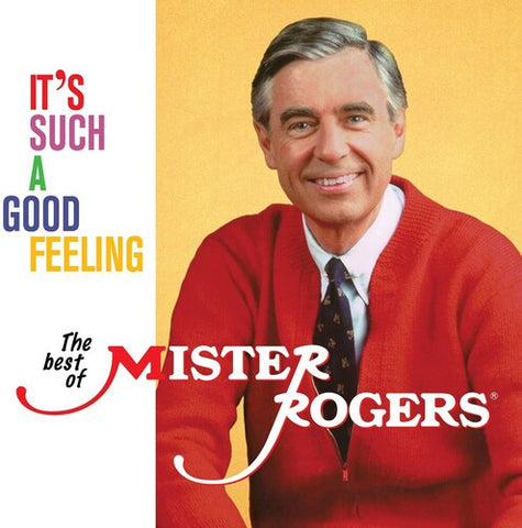 Mister Rogers-It's Such A Good Feeling: The Best of Mister Rogers (LP)