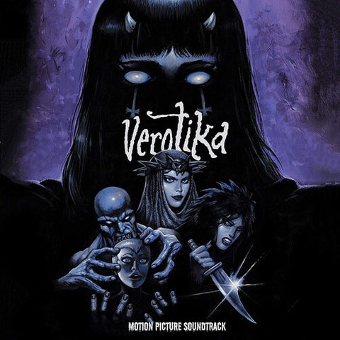 Verotika-Soundtrack (Picture LP)