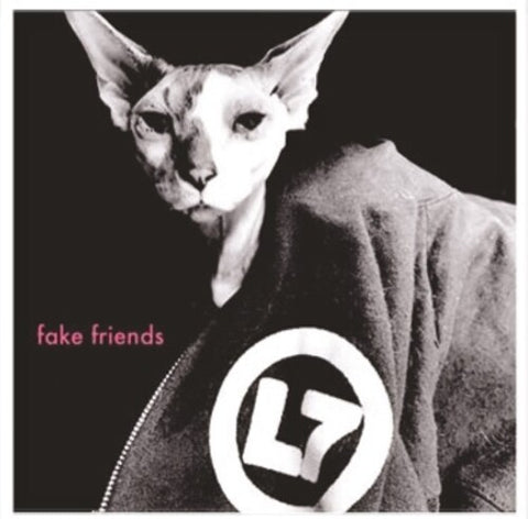 "L7-Fake Friends/Witchy Burn (7"")"