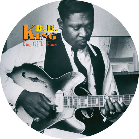 B.B. King-King of the Blues (LP) - Cameron Records