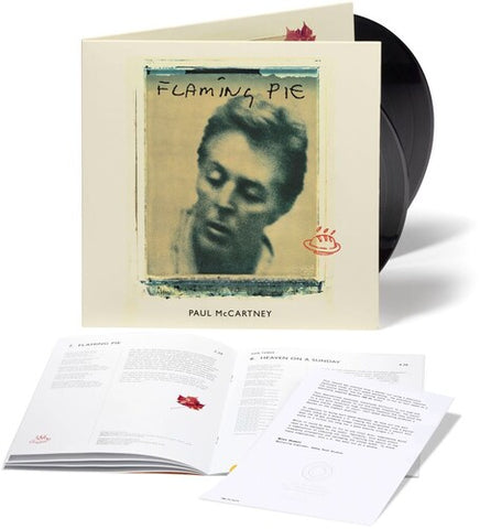 Paul McCartney-Flaming Pie (2XLP)