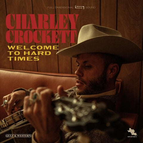 Charley Crockett-Welcome To Hard Times (LP)
