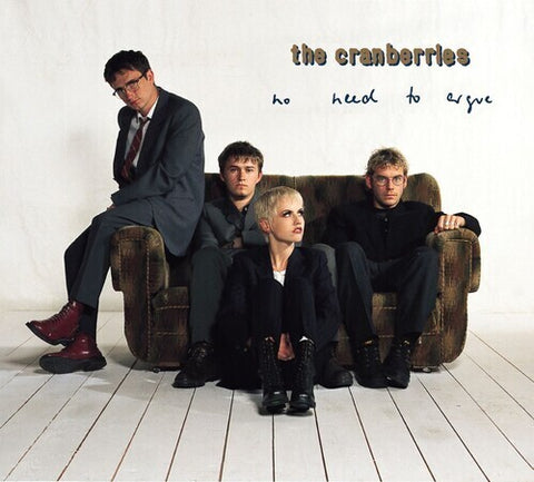The Cranberries-No Need to Argue (2XLP Deluxe Edition)