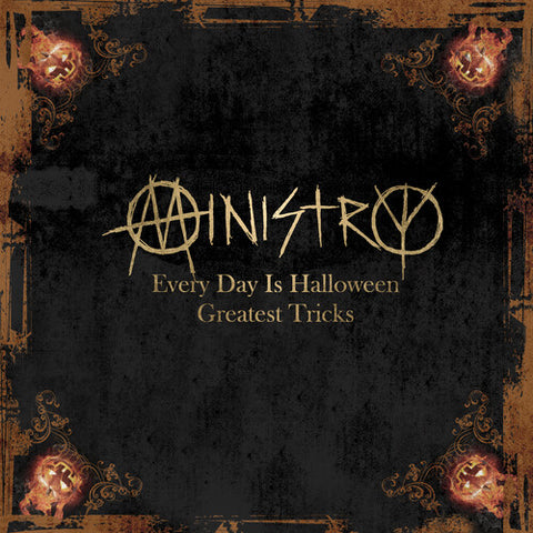 Ministry-Every Day Is Halloween: Greatest Tricks (LP)