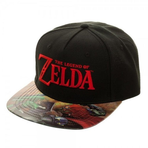 Legend of Zelda Velcro Adjustable Baseball Cap